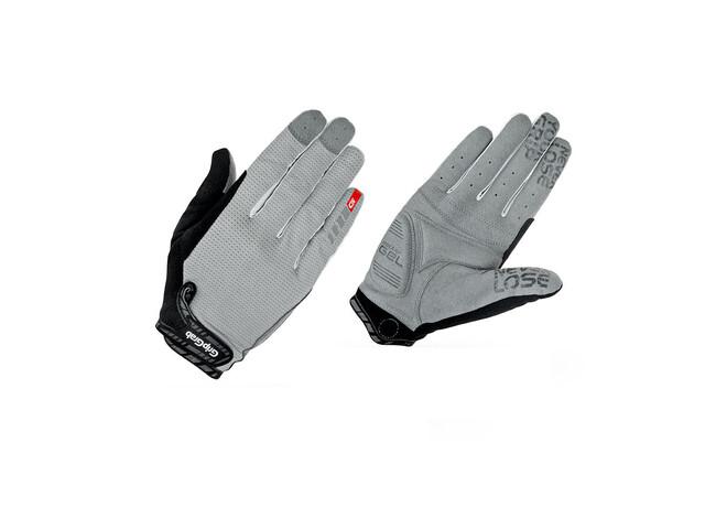 GripGrab Shark Gloves Women Grey